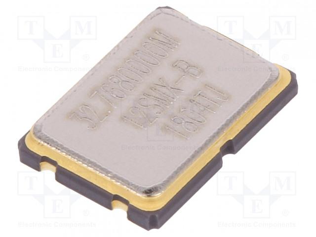 IQD FREQUENCY PRODUCTS LFXTAL034268CUTT - Rezonátor: krystalový
