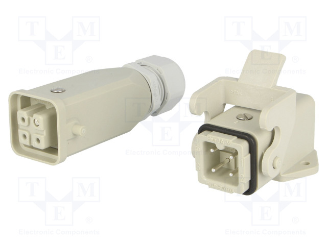 HARTING 10200030004 - Connector: HAN