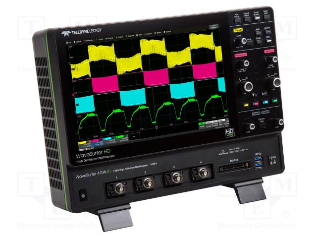 TELEDYNE LECROY WAVESURFER 4054HD - Osciloskop: číslicový
