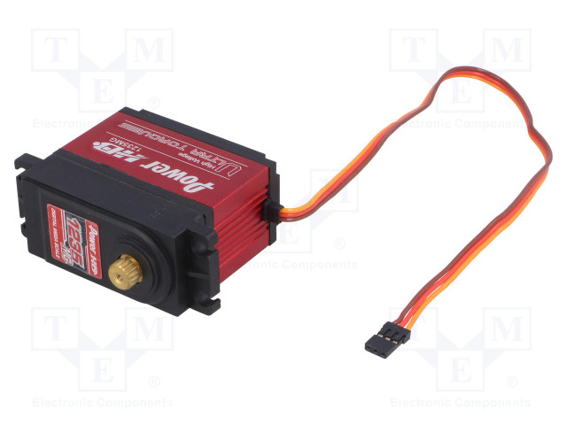 POLOLU HIGH-VOLTAGE DIGITAL SERVO HD-1235MG - Motor: servomechanism