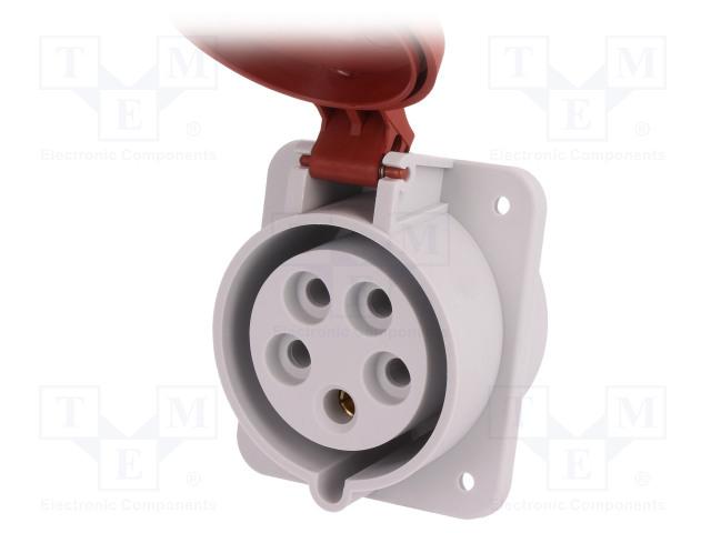 PAWBOL B.1058 - Connector: AC supply 3-phase