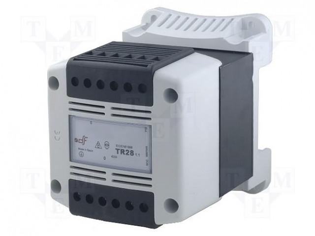 DF ELECTRIC 680200025 - Transformátor: bezpečnostní