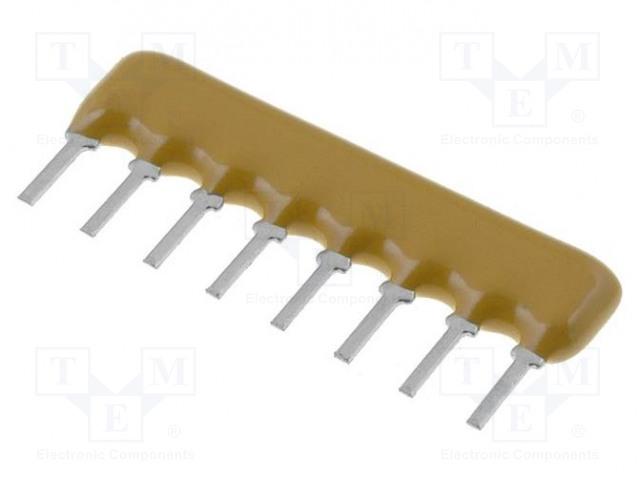 BOURNS 4608X-102-474LF - Resistor network: Y
