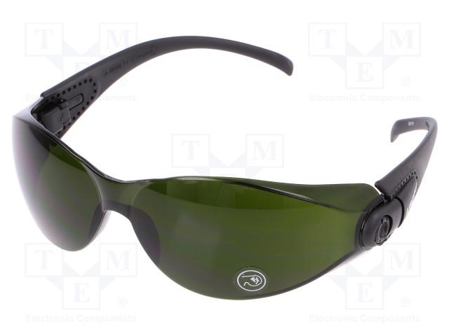 DELTA PLUS PACAYNO05 - Ochranné okuliare