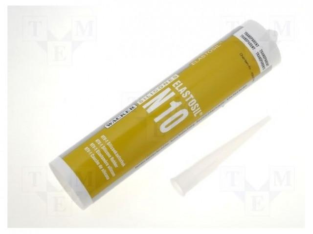 WACKER ELASTOSIL N10 310ML - Guma silikonowa