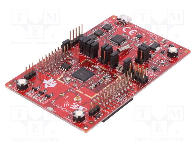 TEXAS INSTRUMENTS CC3200-LAUNCHXL - Zest.uruch: WiFi