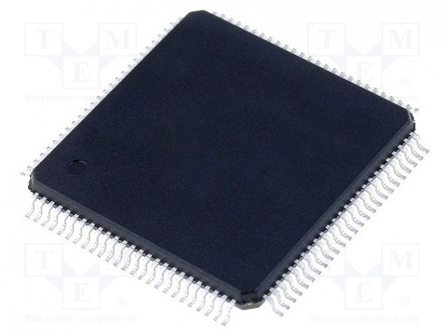 SILICON LABS C8051F120-GQ - Microcontroller 8051