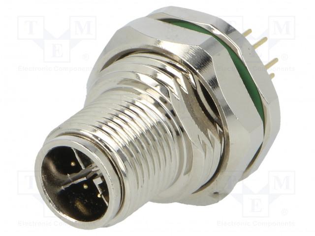 BULGIN PXMBNI12RPM08XPCM16 - Socket