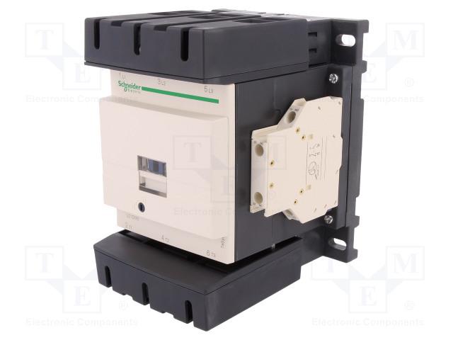 SCHNEIDER ELECTRIC LC1D115U7 - Kontaktori: 3-napainen