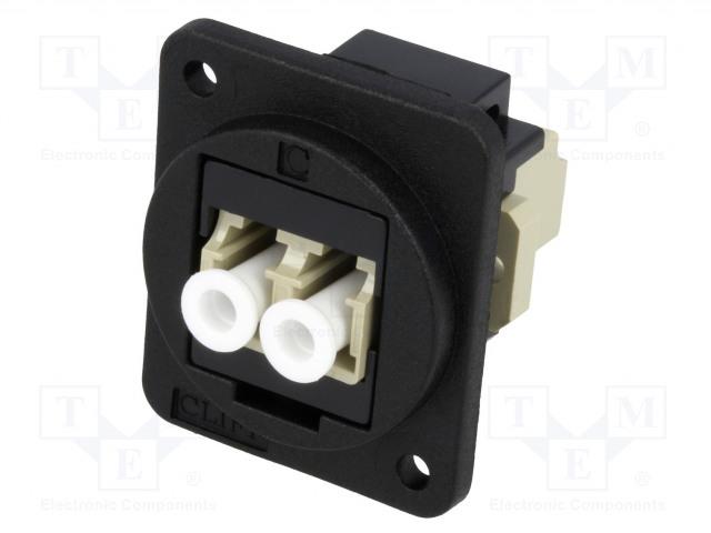 CLIFF CP30214X - Connecteur: en fibre optique