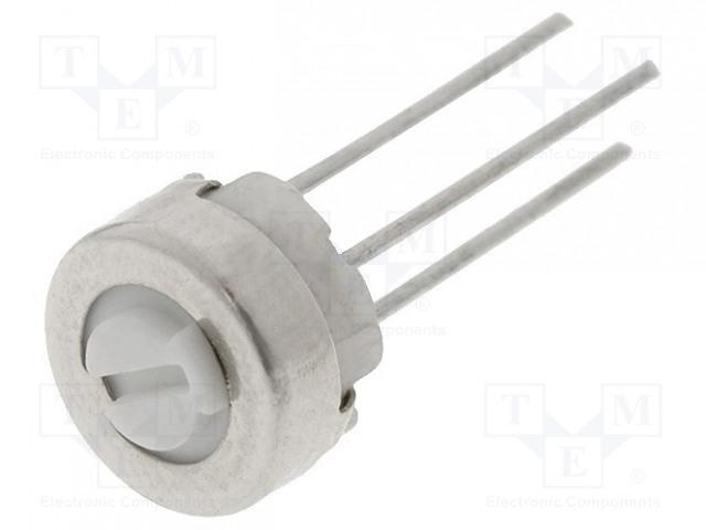 BOURNS 3329H-1-102LF - Potentiometer: mounting