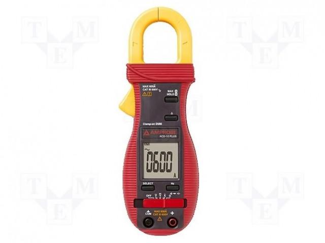 BEHA-AMPROBE ACD-10PLUS - Číslicový klešťový měřič AC