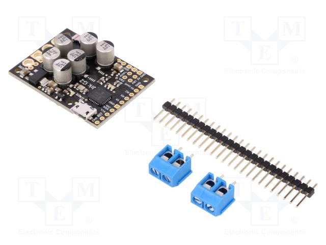 POLOLU JRK G2 24V21 USB MOTOR CONTROLLER - DC-motor driver