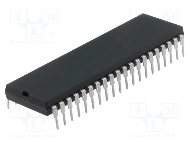 MICROCHIP (ATMEL) AT89C51RC-24PU - 8051 mikro-ohjain
