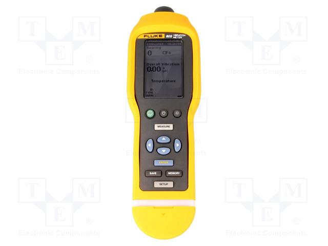 FLUKE 805 FLUKE - Vibrometer FLK-805   TME - Electronic