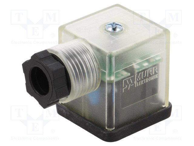 MURR ELEKTRONIK 7000-29165-0000000 - Konektor: pro ventily