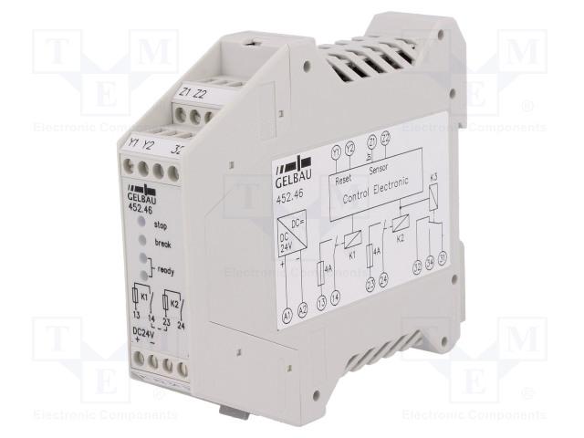 GELBAU 3004.5246 - Modul: řídicí jednotka pro tlačítkovou lištu