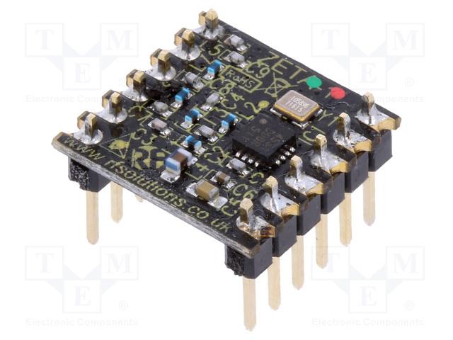 RF SOLUTIONS ZETA-433-D - Modul: RF