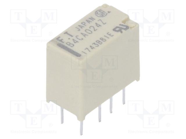 FUJITSU FTR-B4CA024Z - Relé: elektromágneses