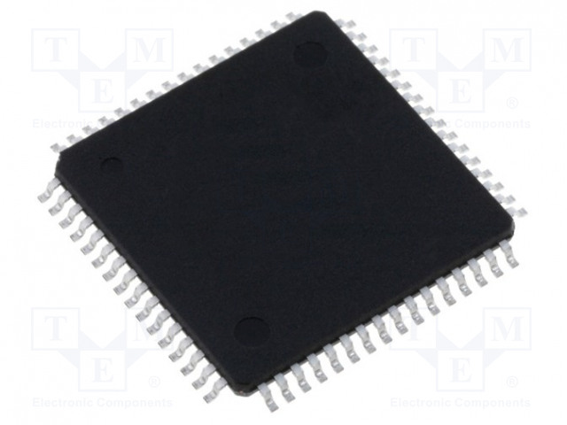 MICROCHIP (ATMEL) AT90CAN64-16AUR - AVR 微控制器