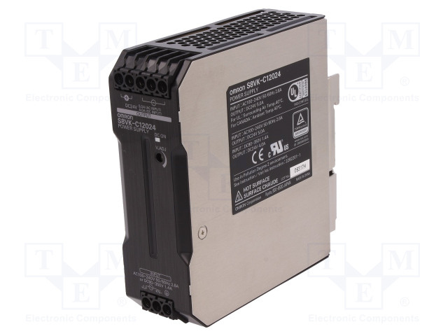 OMRON S8VK-C12024 - Power supply: switched-mode
