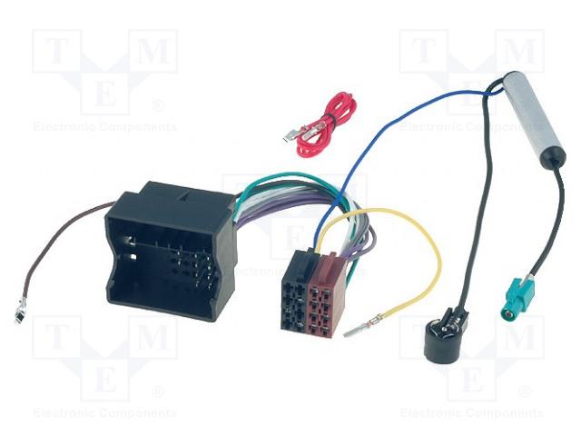 4CARMEDIA ZRS-SET/VW-I - Adapter