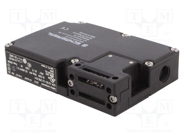 SCHMERSAL AZM 161SK-12/12RK-024 - Выключатель безопасности: блокирующий