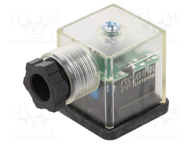 MURR ELEKTRONIK 7000-29085-0000000 - Konektor: pro ventily