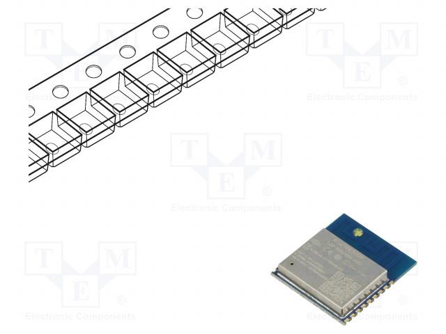 ESPRESSIF ESP-WROOM-02D (4MB) - Module: WiFi