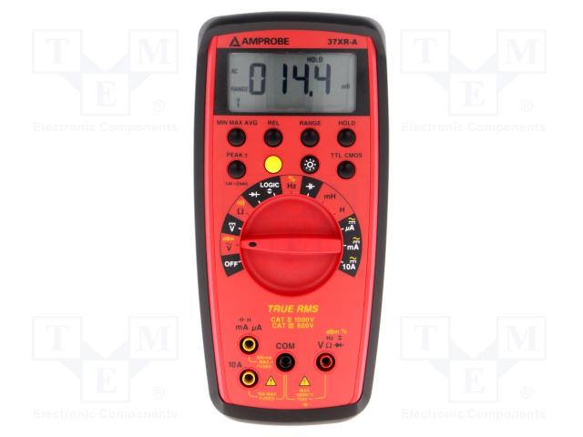 BEHA-AMPROBE 37XR - Číslicový multimetr