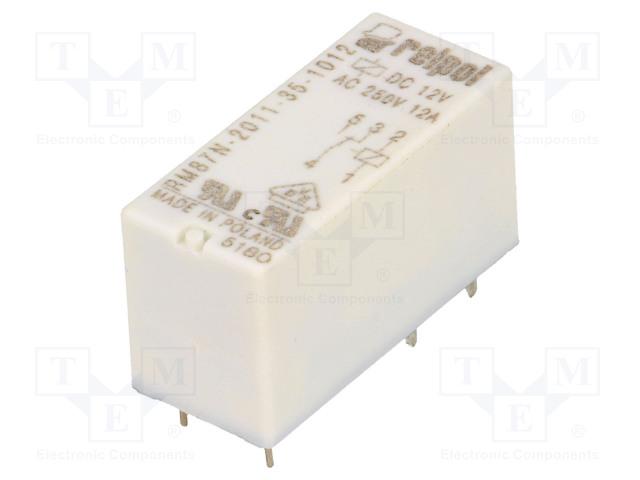 RELPOL RM87N-2011-35-1012 - Przekaźnik: elektromagnetyczny