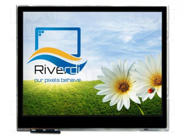 Riverdi RVT3.5B320240CNWC81 - Afficheur: TFT
