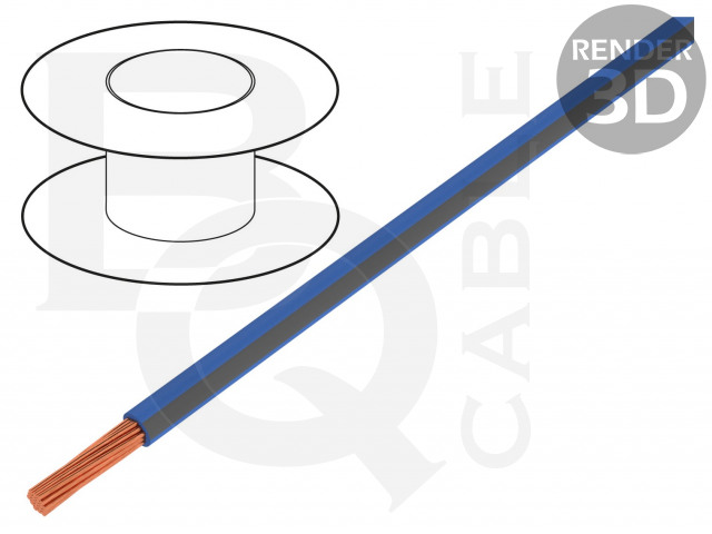 LGY0.35-BL/GY BQ CABLE, Vodič