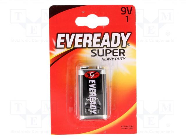 ENERGIZER 621063 - Battery: zinc-chloride