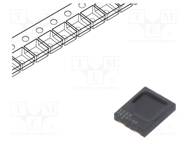 VISHAY VEMD5160X01 - PIN photodiode