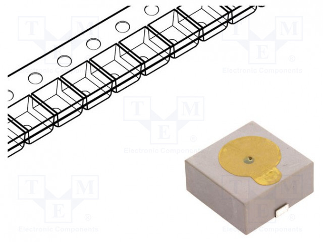 LOUDITY LD-BZEL-PB39-1717 - Sound transducer: piezo alarm