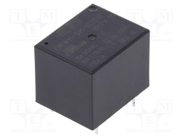 TE Connectivity 1-1721150-3 - Relé: elektromagnetické