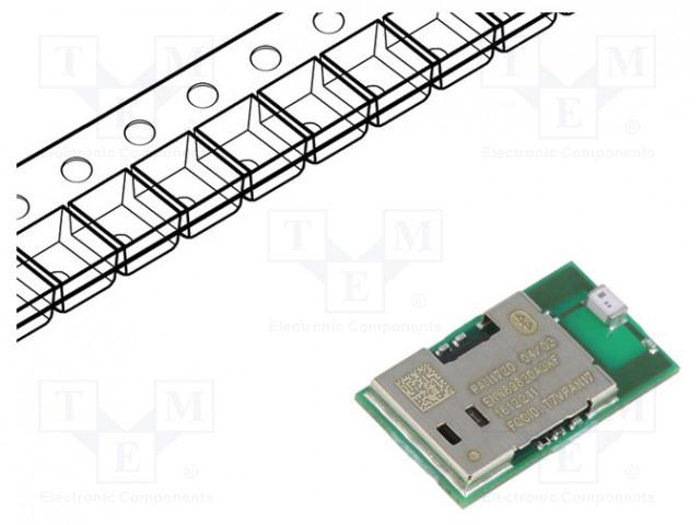 PANASONIC ENW-89820A3KF - Module: Bluetooth Low Energy
