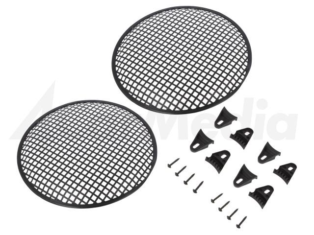 GRILL1120-BK 4CARMEDIA, Reproduktorová mřížka