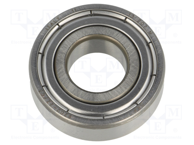 SKF 6202-2Z/C3 SKF - Bearing: single row deep groove ball