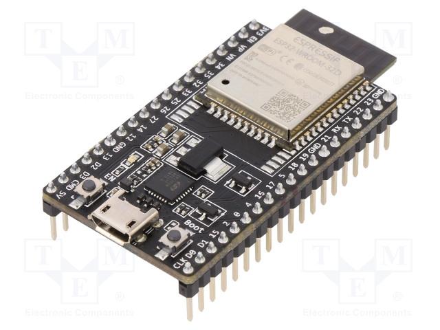 ESPRESSIF ESP32-DEVKITC-32D - Dev.kit: combo