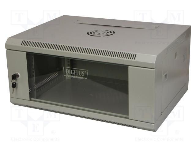 """DIGITUS DN-W19-04U/450 - Obudowa: w standardzie 19"""""""