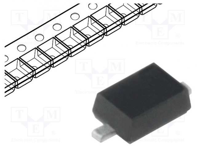 ON SEMICONDUCTOR (FAIRCHILD) 1N4148WS - Diode: switching