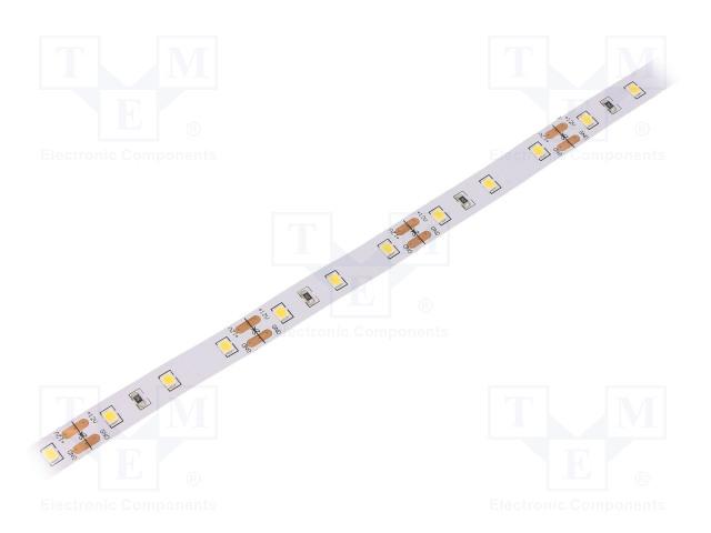 WISVA OPTOELECTRONICS HH-S60F010-2835-12 WW WHITE PCB IP20 - LED tape