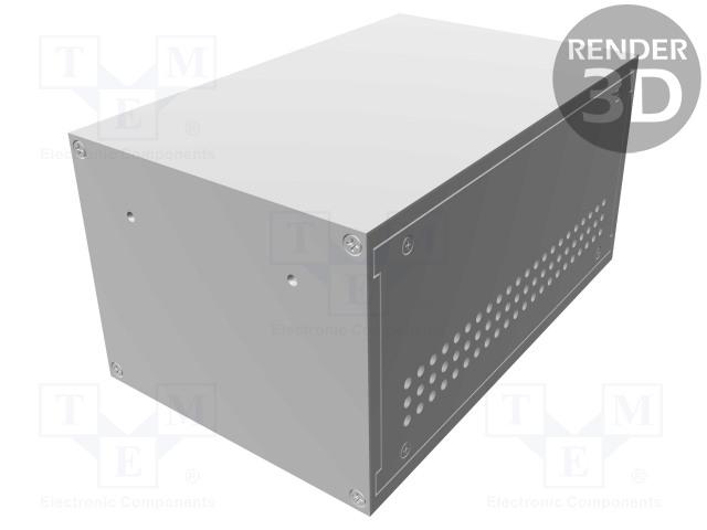 """HAMMOND RM3U0804VBK - Obudowa: w standardzie 19"""""""