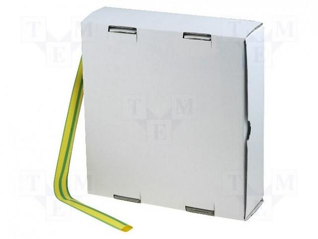 CYG CB-HFT(2X) 4.8 BOX YG - Heat shrink sleeve
