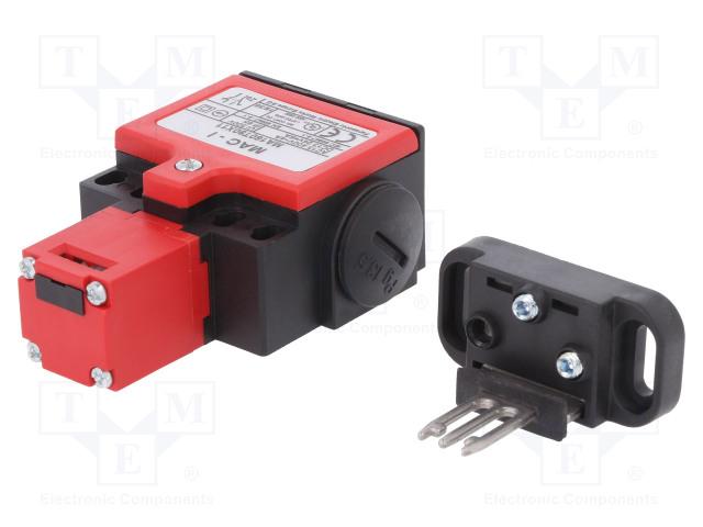 PANASONIC MA160T90X11 - Safety switch: key operated