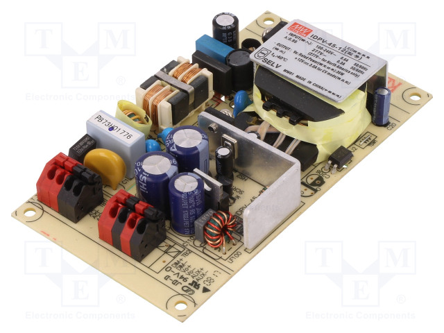 MEAN WELL IDPV-45-12 - Power supply: switched-mode