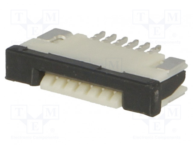 JOINT TECH F1003WR-S-06PT - Connector: FFC (FPC)