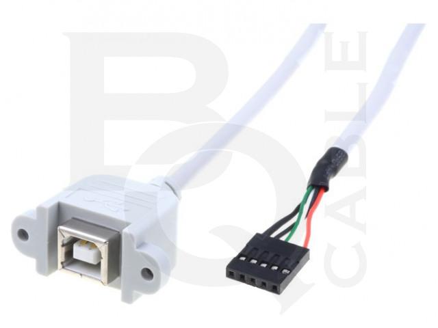 USBBJ-1 BQ CABLE, Adapter